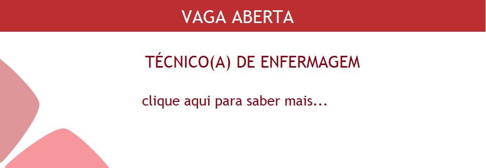 Vaga Aberta
